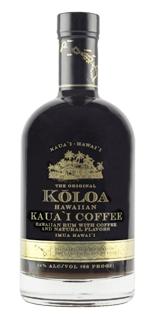 Kaua`i Coffee Rum