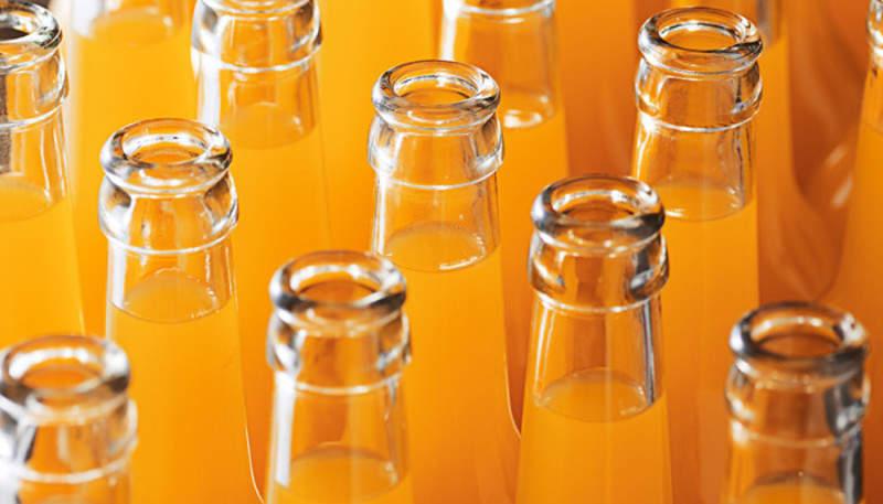 Yellow and Orange Beverage Colour by Chr Hansen