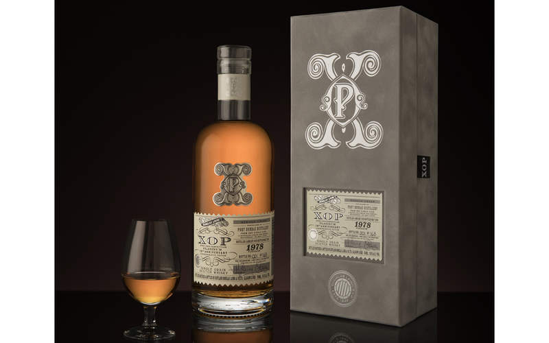 Latest Scotch whiskey