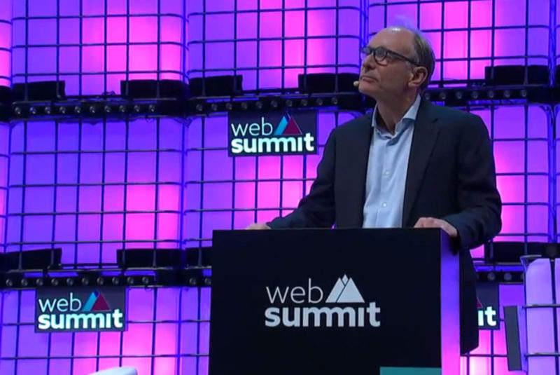 Tim Berners-Lee fix the web