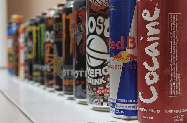ban on energy drinks