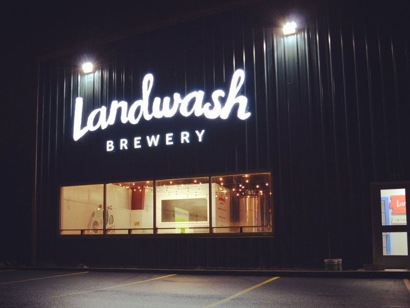 Landwash Brewery's New Craft Brewery