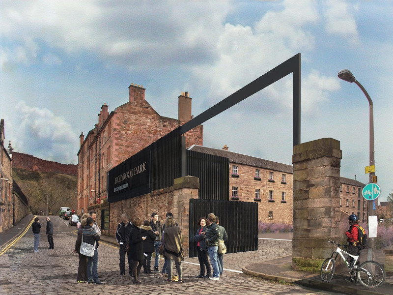 The distillery will be the first single malt whisky distillery in Edinburgh after 90 years. Image courtesy of ISG.