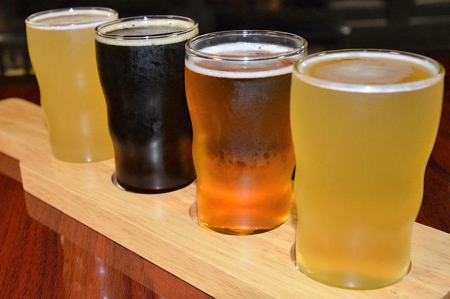 Beer sales profit
