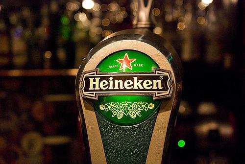 Heineken water scheme