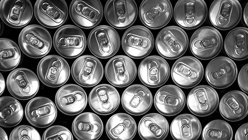 aluminium cans sustainability