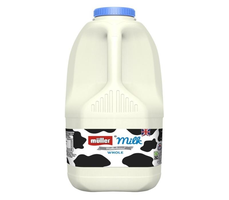 Müller Milk & Ingredients
