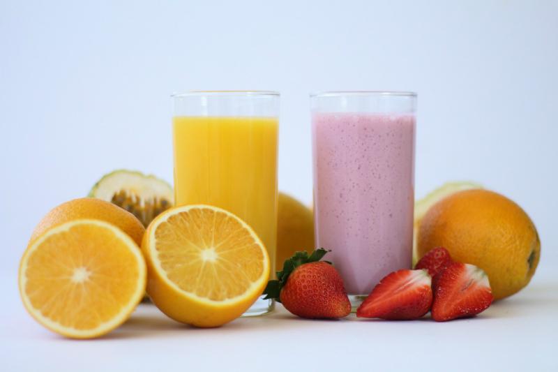 Tetra Pak juice