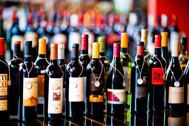 Blockchain wine traceability