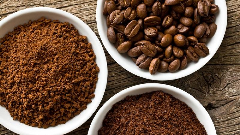 freeze-dried coffee