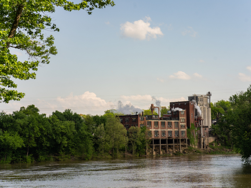 Buffalo Trace distillery expansion