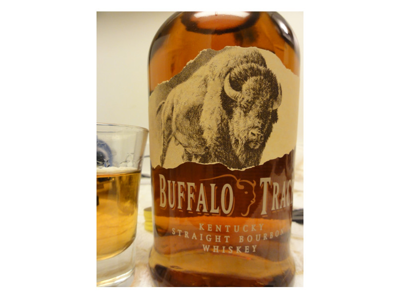 Buffalo Trace Kentucky Straight Bourbon Whiskey is being made the same way for more than 200 years. Image courtesy of inazakira.