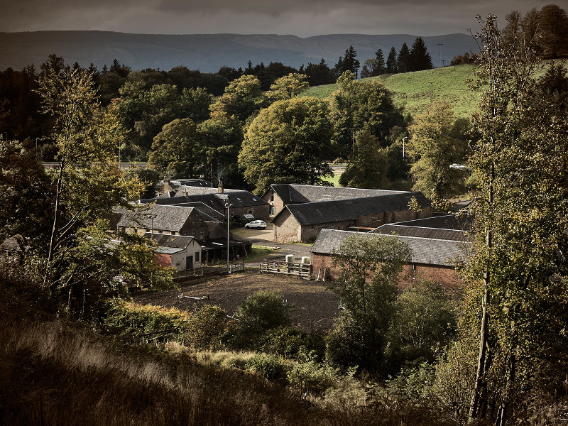 Ardgowan Whisky Distillery