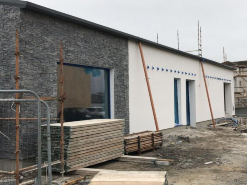 Copeland distillery is a new whiskey distillery and visitor centre being developed in Donaghadee, Ireland. Image courtesy of Copeland Spirits.