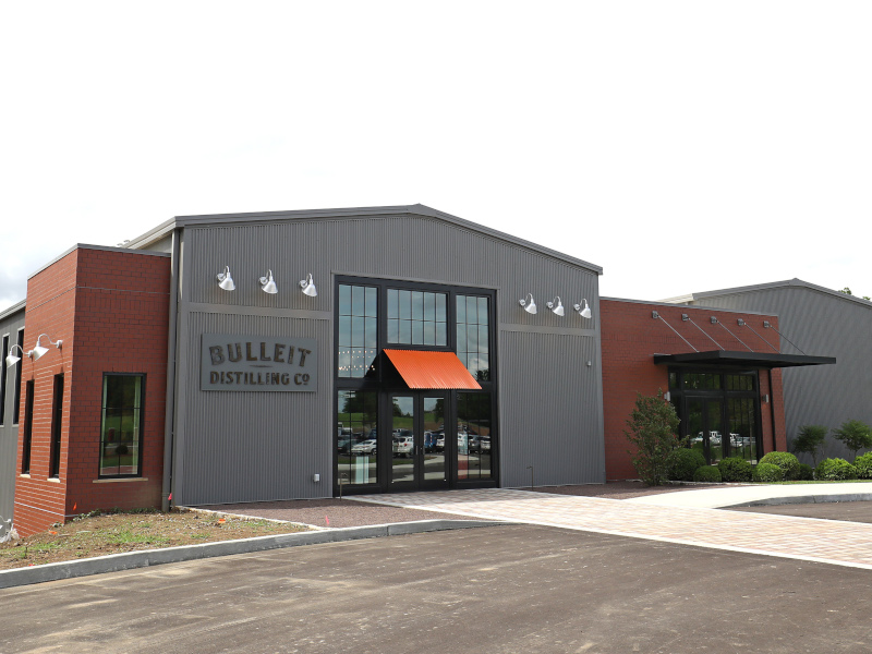 The distillery and visitor centre is located in Shelbyville, Kentucky. Credit: Diageo.