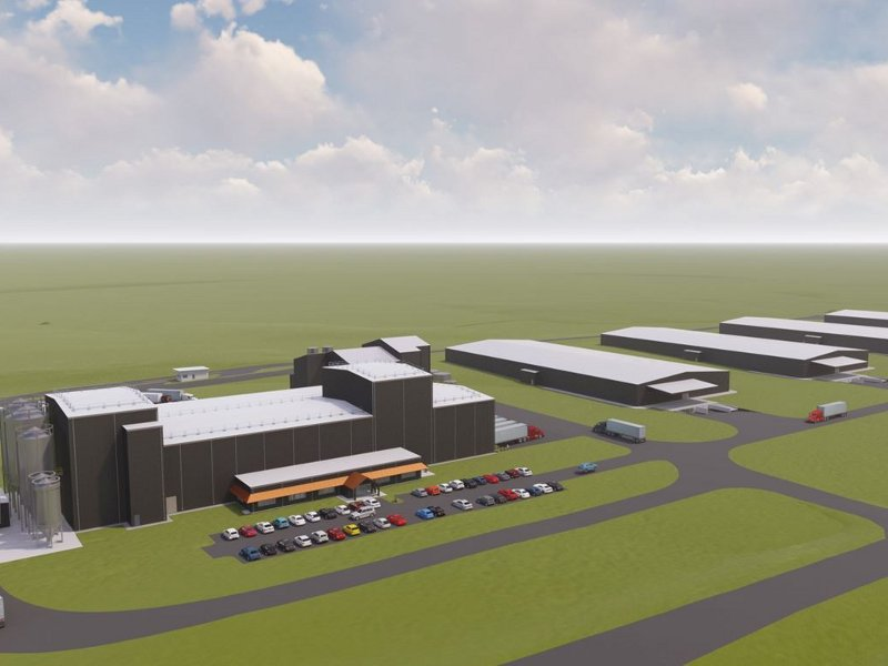 Diageo Lebanon distillery will be operational by 2021. Image courtesy of Diageo.