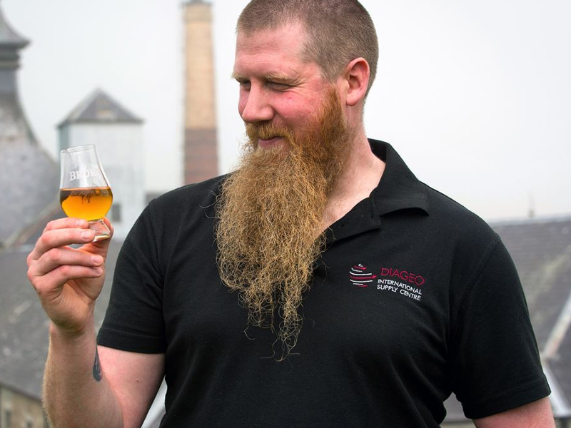 The renovation project is being led by Brora native Stewart Bowman. Image courtesy of Diageo.