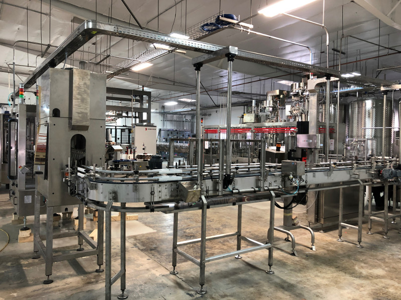 Tinley Bottling Facility
