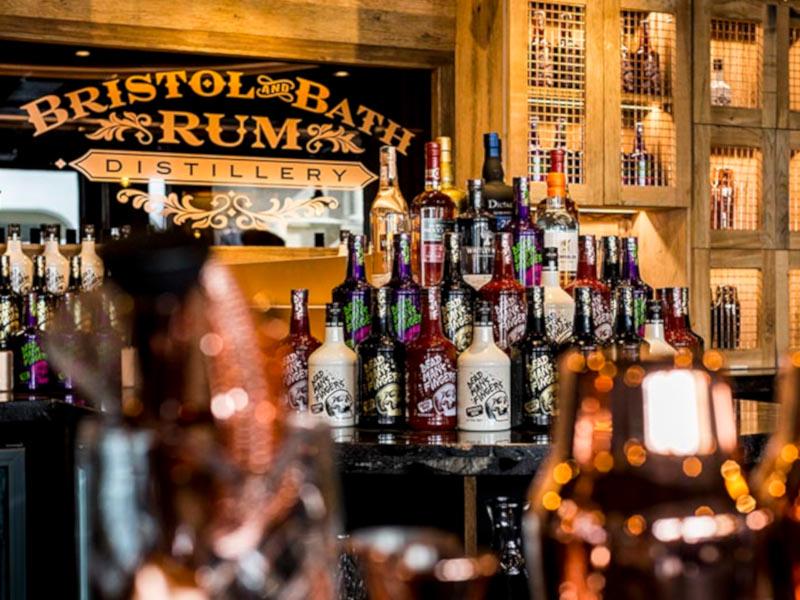 Halewood Wines & Spirits announced to open a new Bristol & Bath Rum distillery in Bristol, UK, in September 2019. Credit: Halewood Wines & Spirits.