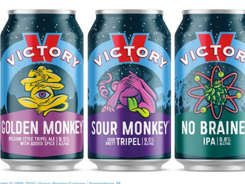 The brewery and taproom is expected to come online in 2020. Image courtesy of PR Newswire/Victory Brewing Company.