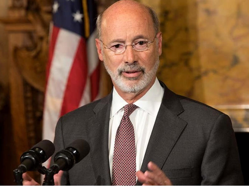 The project was coordinated by the Governor's Action Team. Credit: Commonwealth of Pennsylvania.