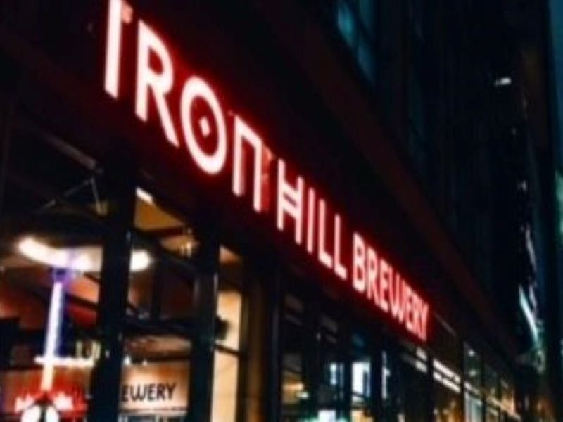 The company owns and operates in multiple locations in Delaware, Pennsylvania, South Carolina, and New Jersey. Credit: Iron Hill Brewery & Restaurant.