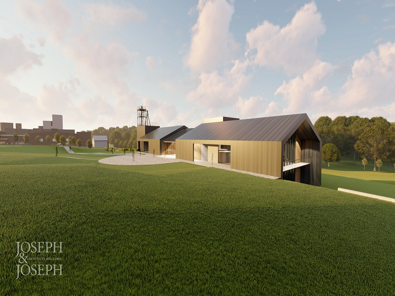 Fred B Noe craft distillery will be located in Clermont, US. Image courtesy of Beam Suntory, Inc.