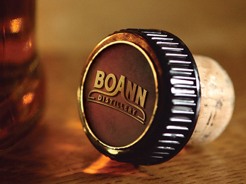Boann distillery also includes a Boyne Brewhouse craft brewery and taproom. Credit: Na Cuana.