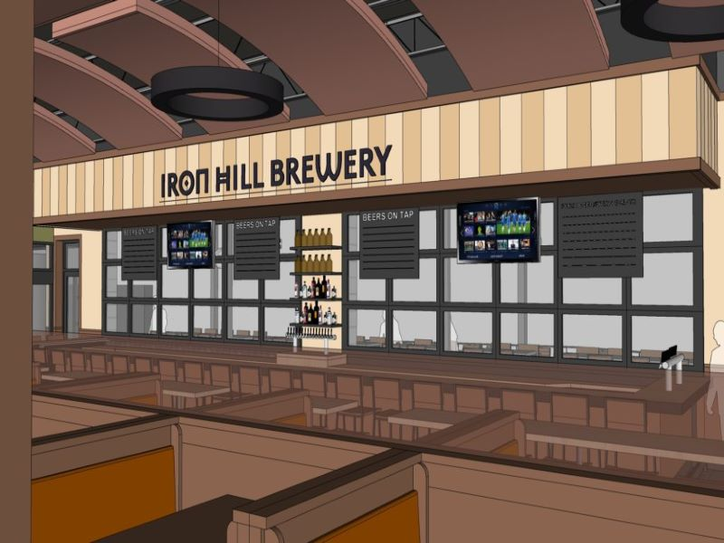 Iron Hill is opening a new brewery in the BullStreet District. Image courtesy of The BullStreet District.