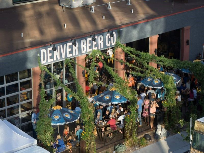 Denver Beer's South Downing Street Brewery and Taproom
