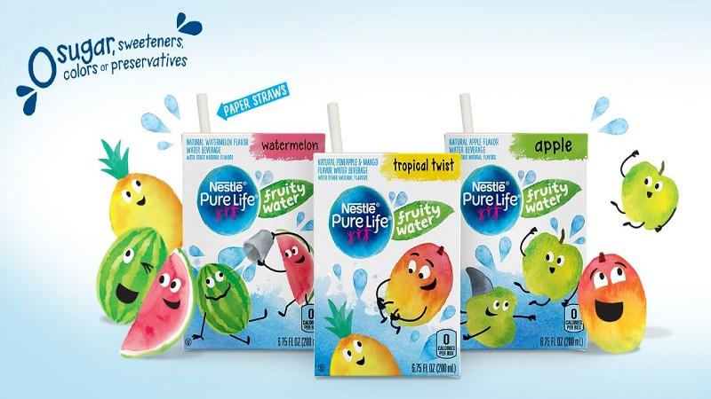 Nestlé Pure Life