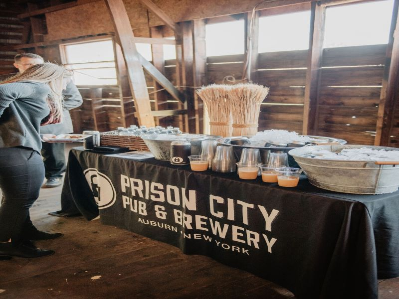 Prison City Brewing's New Facility