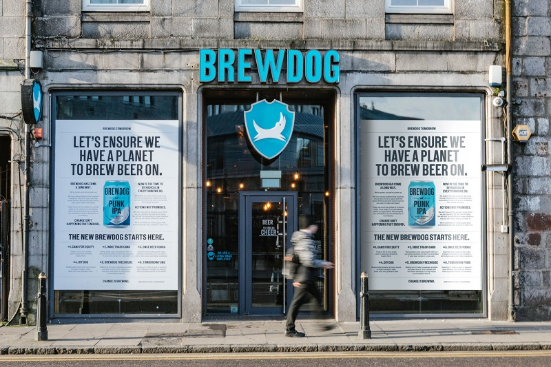 Brewdog carbon footprint
