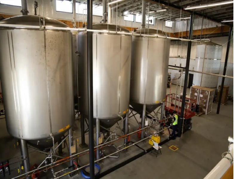 Heritage Distilling Company's Facility