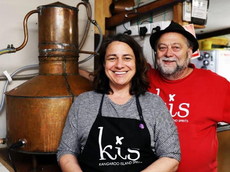 Kangaroo Island Distillery