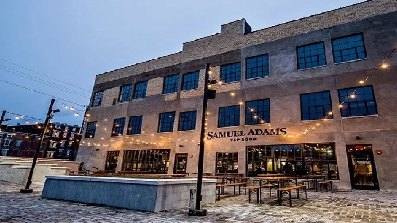 Samuel Adams is an independent craft brewer based in the US. Credit: Quality Mechanicals Inc.