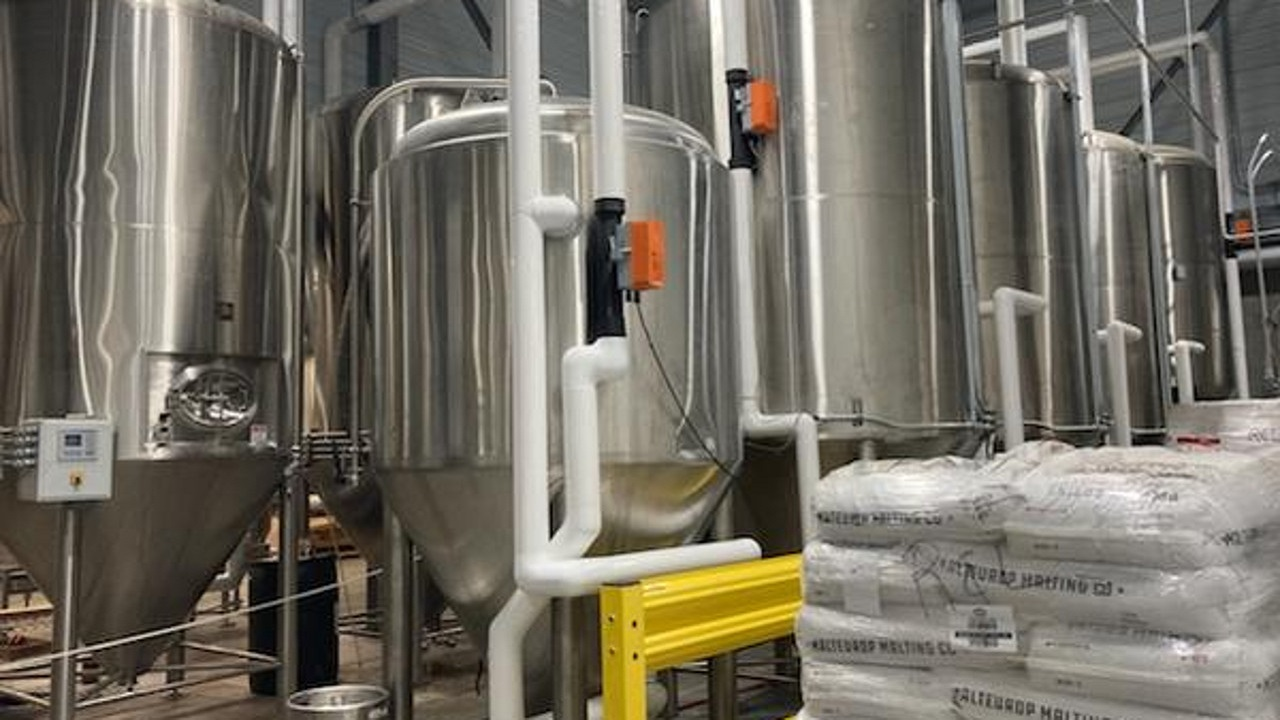 Falls City Brewery Expansion