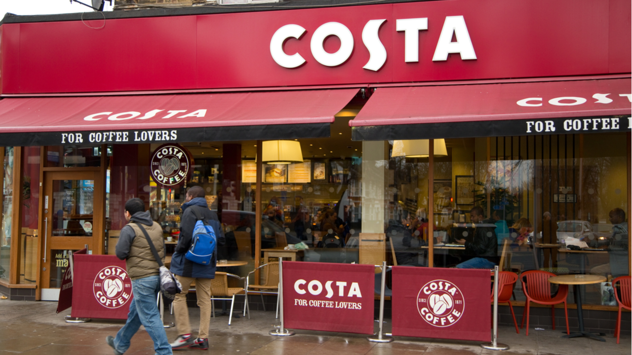 Costa on-the-go