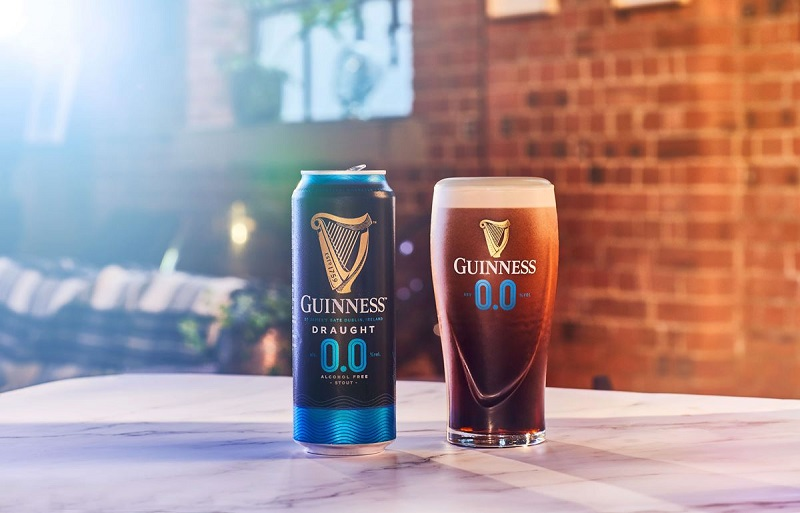 Guinness alcohol-free