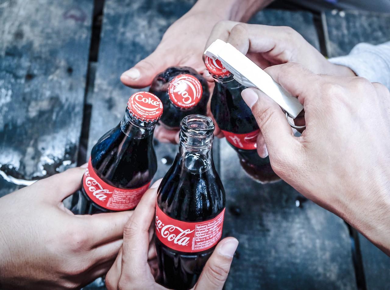 Coca-Cola revenue