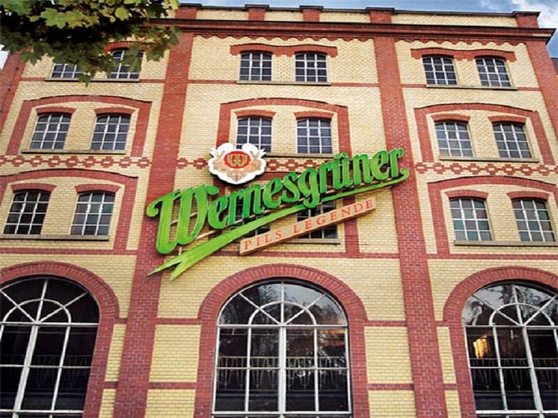 Wernesgrüner Brewery