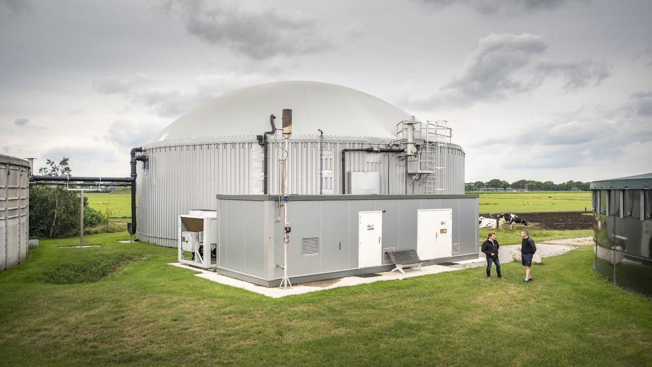 FrieslandCampina's Dairy Plant and Distribution Centre