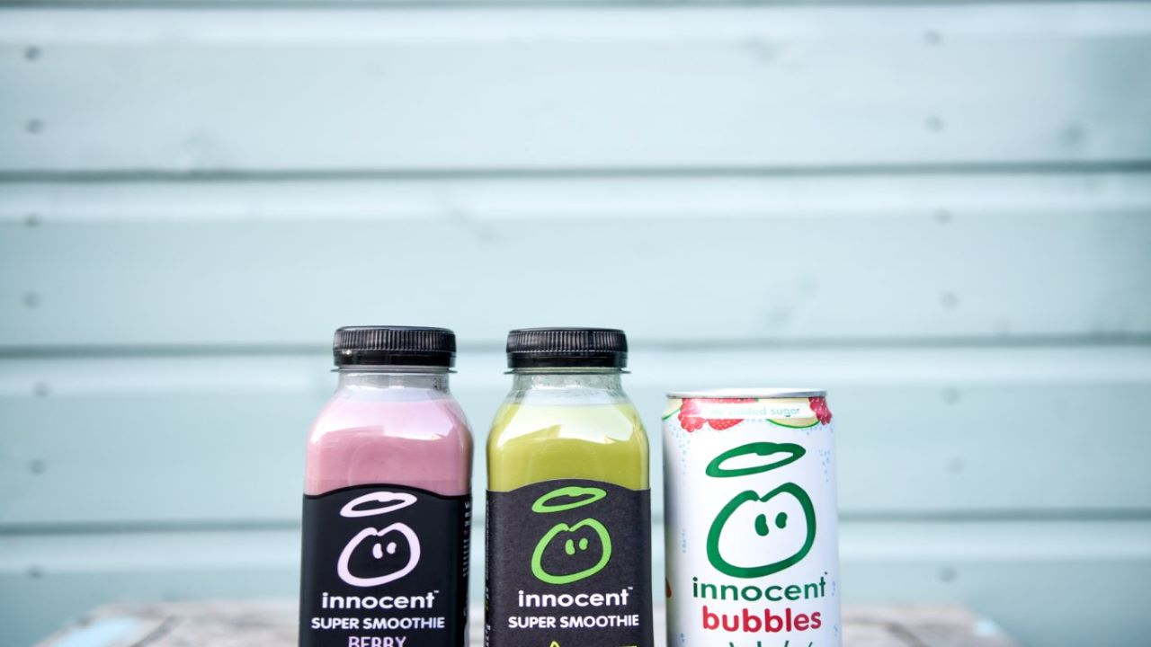 innocent's carbon neutral drinks factory