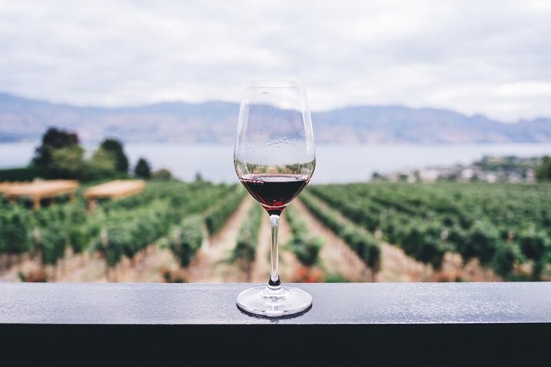 China; Australian wine