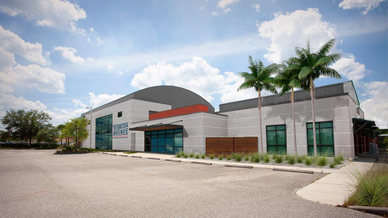 Florida Avenue Brewing Company's Wesley Chapel Brewery