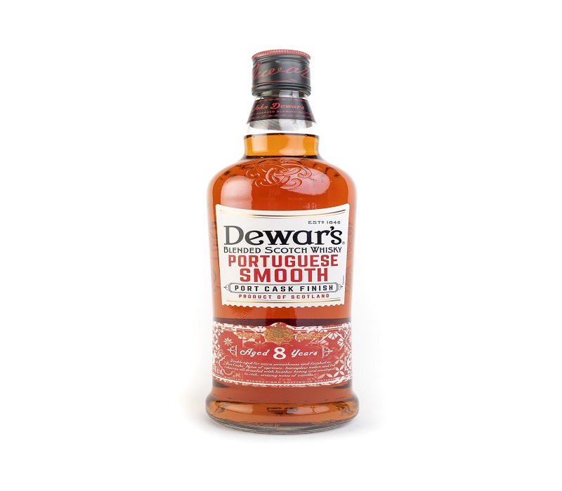 DEWARS Portuguese Smooth Scotch whisky