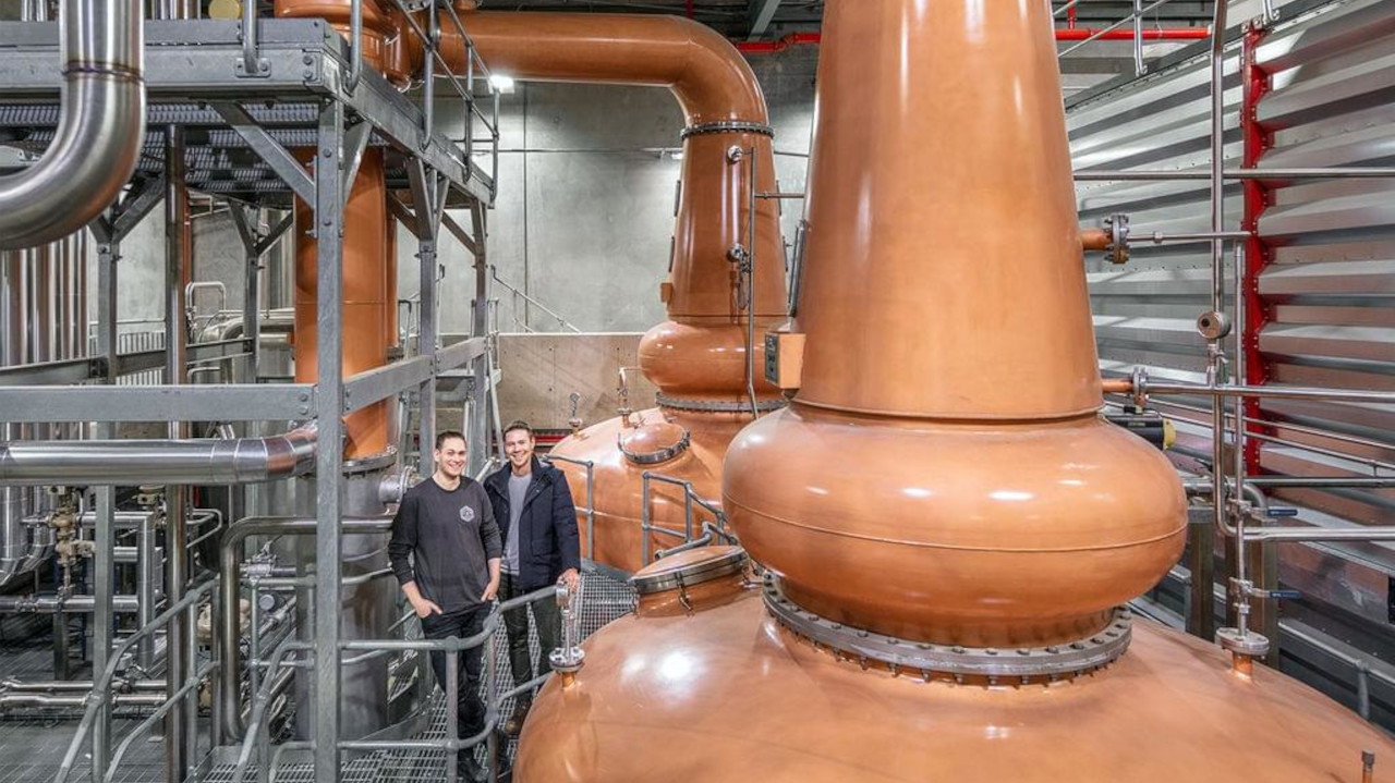 Archie Rose's Banksmeadow Distillery