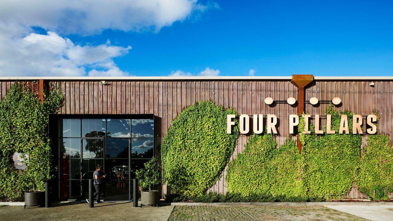 Four Pillars Gin is developing a new gin distillery in Healesville, Australia. Credit: AustCham Korea.