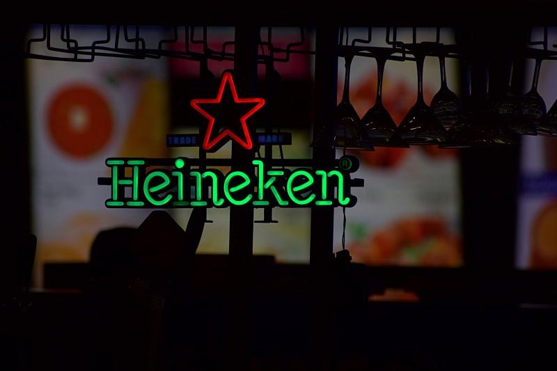 Heineken, Coca-Cola