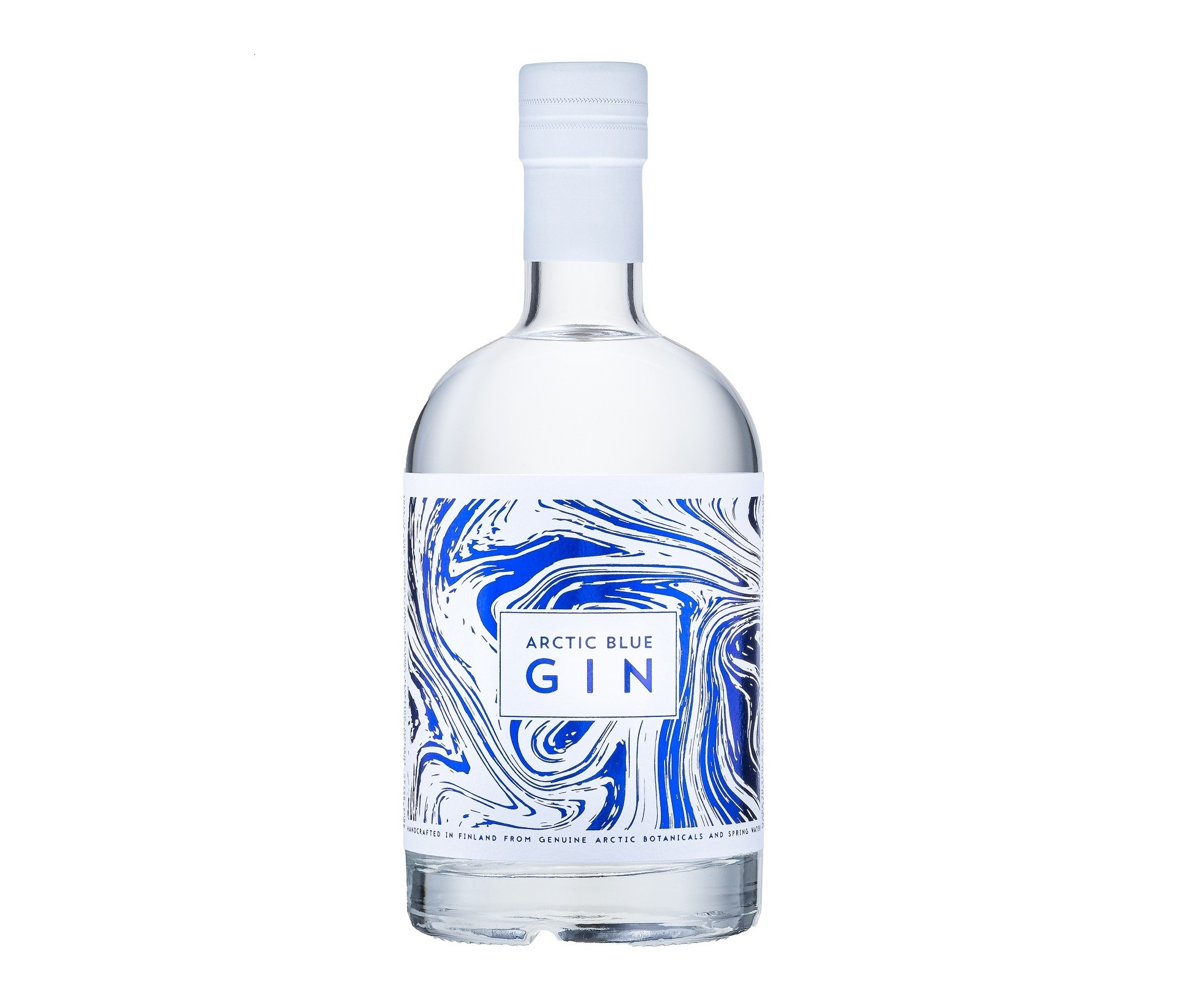 Arctic Blue Beverages Gin